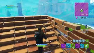 Fortnite Battle Royale Solos Win Clip #81