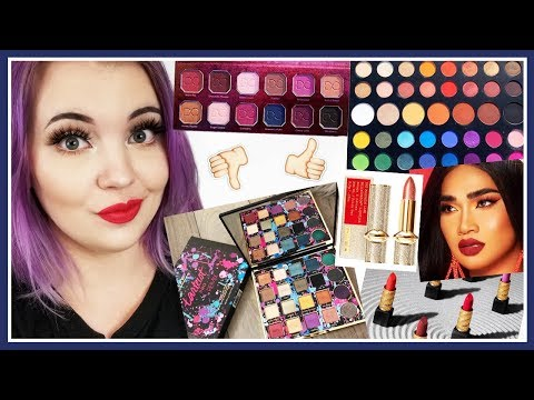 UNFILTERED OPINIONS ON NEW MAKEUP RELEASES #14