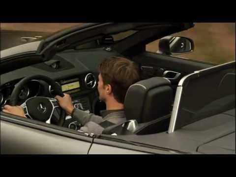 Mercedes-Benz 2013 SL-Class Special Road Trailer