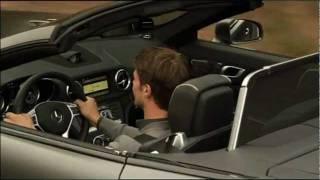 Mercedes-Benz 2013 SL-Class Special Road Trailer