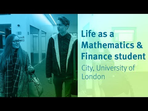 A Day in the Life of  a Mathematics & Finance Student