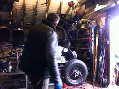 Vw passat torque converter removal