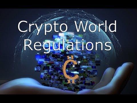 Ep:08 Crypto World Regulations