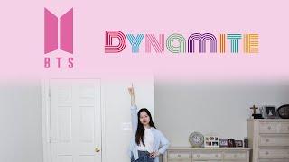 BTS (방탄소년단) - Dynamite Dance Cover   Jeanie