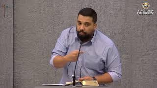 1 Coríntios 5:1-5 - Disciplina na Igreja: Lidando com o pecado - Pr. Antônio Dias 12/11/2020