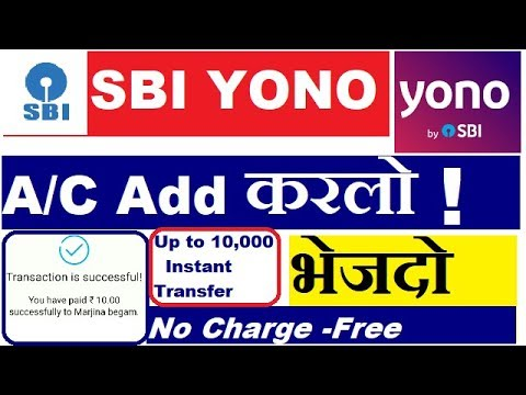 Quick Money Transfer From SBI Yono to Other Bank Accounts