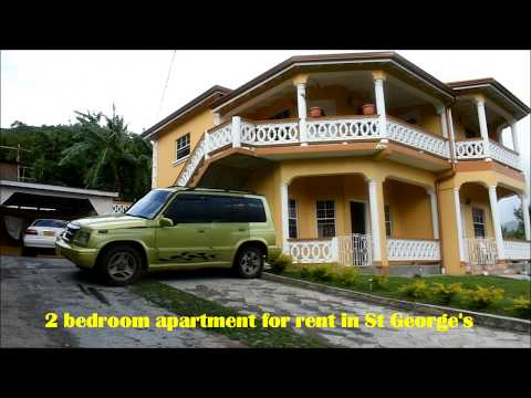 Two bedroom fully furnished apartment for rent in St George's Grenada