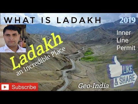 LADAKH - क्या