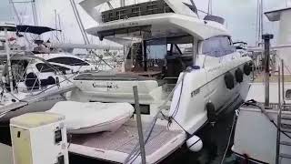 Prestige Yacht 560 d occasion 2017 à Antibes,