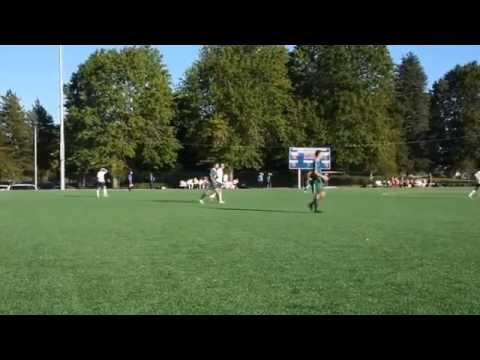 Jared Cloutier GK Film: Oregon Episcopal School