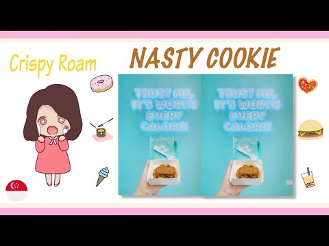 The Most Trending Cookie In 2020 Nasty Cookie In Singapore [CC]