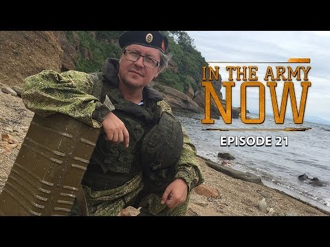 Detecting landmines & preparing APCs for the high seas – In the Army Now Ep.21