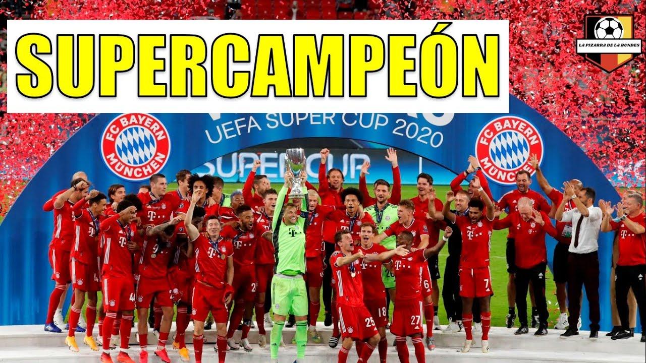 Bayern Munich - Javi Martnez The Unlikely Hero In UEFA Super ...