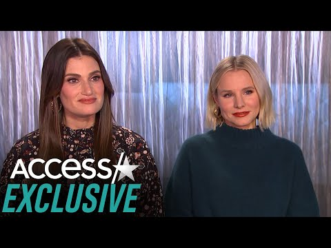 Kristen Bell Is Looking Forward To Channeling Her 'Inner Mean Girl' In 'Gossip Girl' Reboot (EXCLUSI
