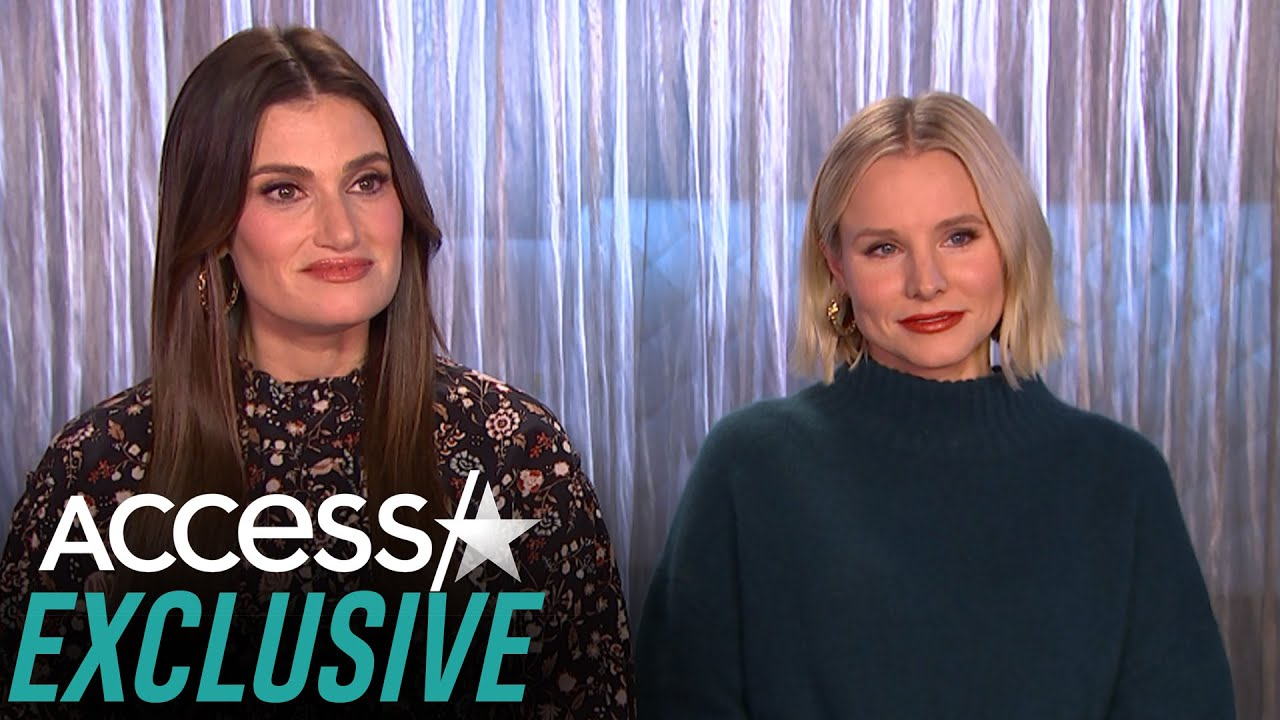 Kristen Bell Is Looking Forward To Channeling Her 'Inner Mean Girl' In 'Gossip Girl' Reboot (EXCLUSI