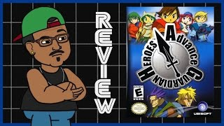 Isolated Gamerz - Advance Guardian Heroes review for Game Boy Advance