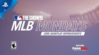 MLB The Show 19 - Gamestop Monday: Core Gameplay | PS4