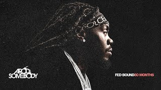 ARod Somebody - Ft. Moneybagg Yo - Everybody (Fed Bound 80 Months)