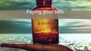 Blackfield - Family man  (Lyrics on screen)