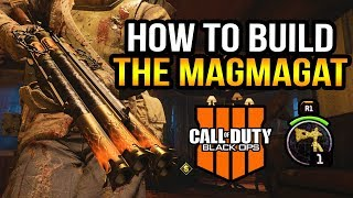 Blood of the Dead Guide: How To Build The Magmagat (Wonder Weapon)