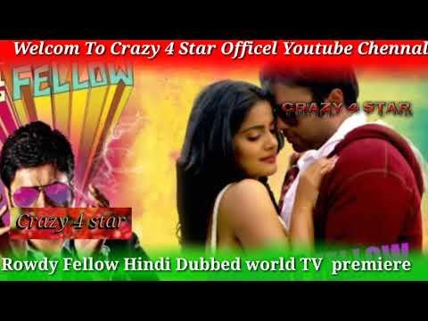Rows Fellow ( Mars The Khiladi ) Hindi dubbed world TV premiere conform release date