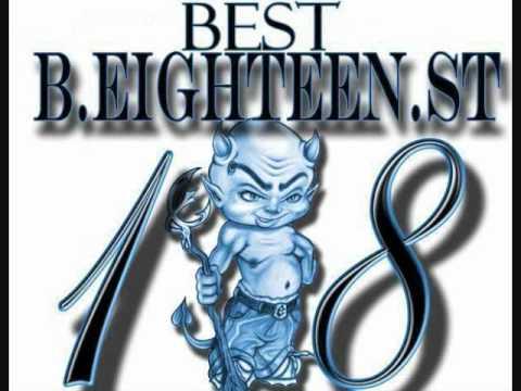 WEST SIDE 18ST  BLUE DEVIL GANGSTERS