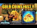 PALADINS HOW TO GET COINS FAST 2018 (Fastest Way To Get Coins In Paladins)