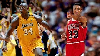 NBA Legends comment on how good Scottie Pippen was
