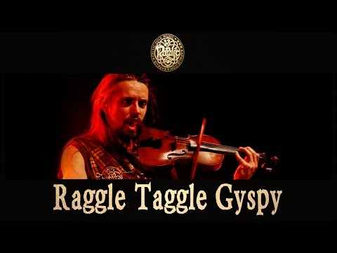 The Raggle Taggle Gypsy With Lyrics - Celtic Folk Music Live Concert