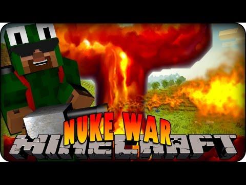 Minecraft Mods - NUKE WARS - Team #2 (Rival Rebels, Nukes, Bombs)