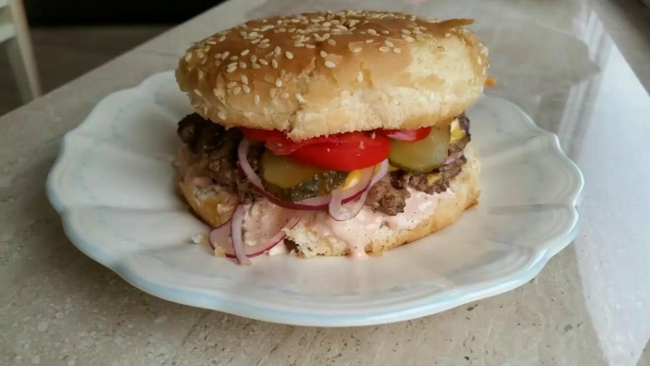 джейми оливер рецепты гамбургер