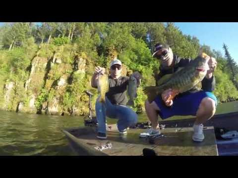 5 lb Columbia River Smallmouth