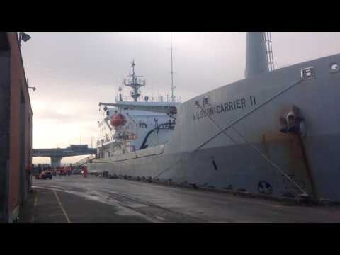 Ship to shore power, 17/6/16