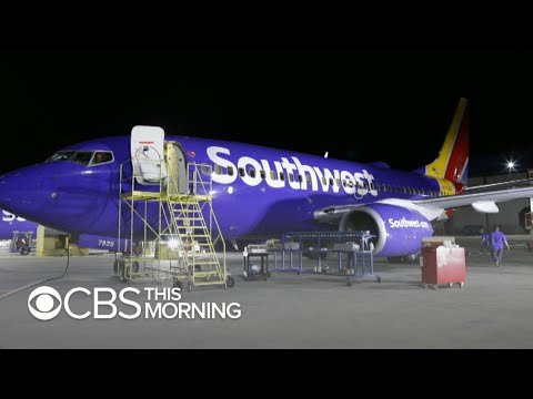 "Southwest Airlines faces ""operational emergency"" with spike in out-of-service jets"