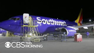 Southwest Airlines faces 'operational emergency' with spike in out-of-service jets