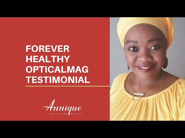 Forever Healthy OptiCalMag | Tshimollo Mooi