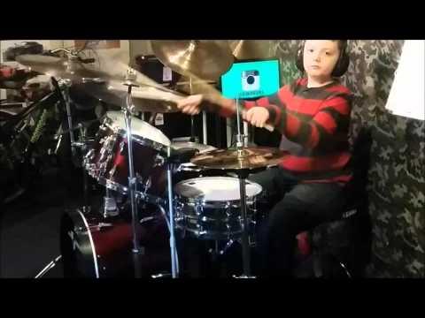 Nirvana Smells Like Teen Spirit Drum 104