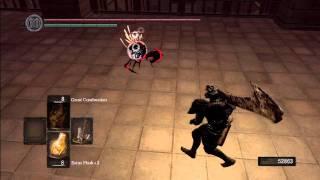 Vagrant Encounter Dark Souls [HD]