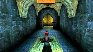 lp по игре Гарри Поттер тайная комната часть 2
