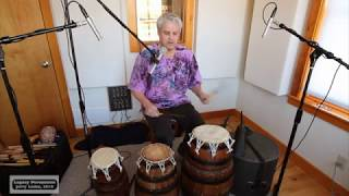 Legacy Percussion 6: Agbekor/Bembé Bell w/ 3 Cross-Rhythm (polyrhythm)