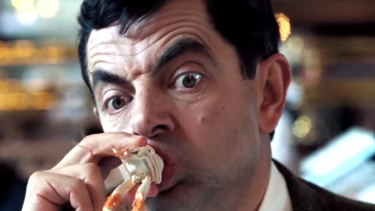 Fine Dining with Bean | Funny Clips | Mr. Bean Official