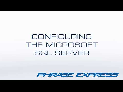 How to install Microsoft SQL Server 2017 Express Edition