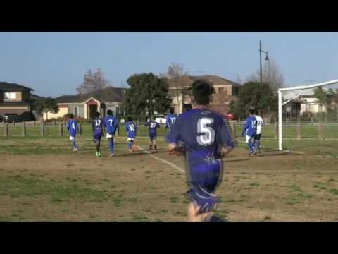 Point Cook Jets U/12s Balmoral Vs Point Cook 31/7/2016