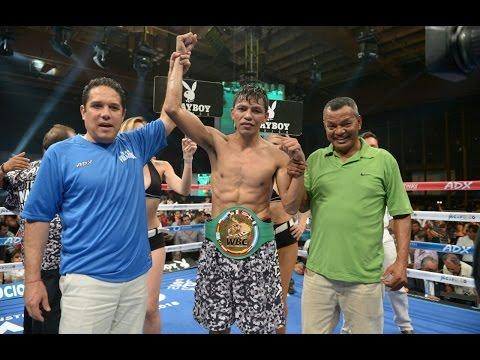 Marcos Villasana Jr. vs Cristóbal Rosekie