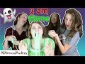 MAKING SLIME AT NIGHT WITH FRIENDS! / AllAroundAudrey