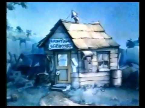 British Telecom Buzby advert - 1981
