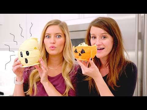 Download Youtube: Edible Halloween Bowls!