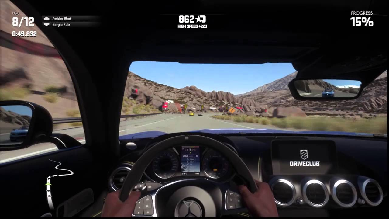 driveclub ai is better then forza horizon 2 playstation 4. Black Bedroom Furniture Sets. Home Design Ideas