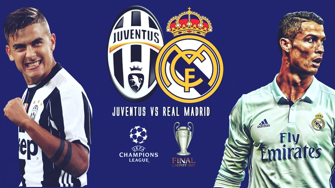Image result for Real Madrid vs Juventus