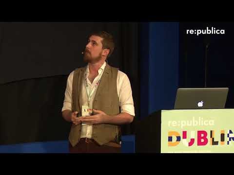 re:connecting Europe 2017 – Shane Patrick McNamee: Do Cyborgs Dream of Electric Lawsuits ...